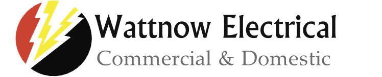 Wattnow Electrical Retina Logo