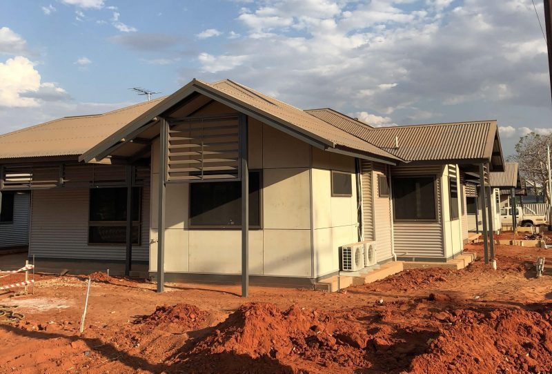 Exterior Fitzroy Crossing units- Wattnow Electrical-2017